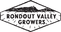 Rondout Valley Growers logo